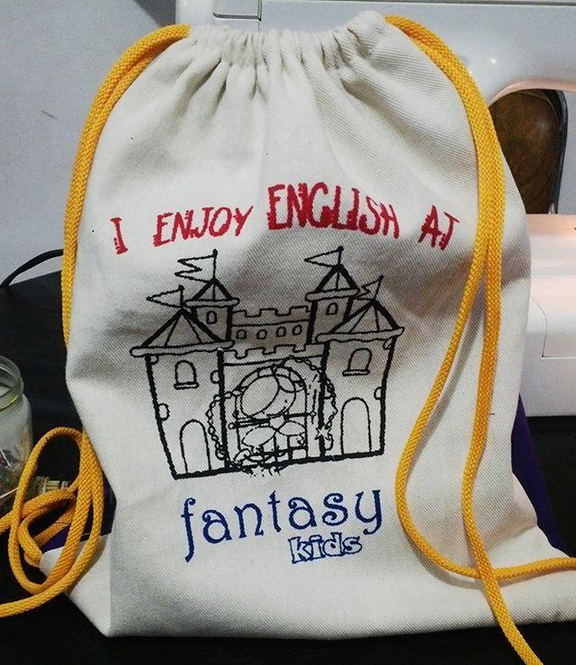 Let's #EnjoyEnglish together!!! :: ¡Los invitamos a disfrutar el Inglés juntos! En nuestro taller #FantasyKids seguimos...