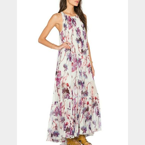 $300 NWOT RARE FREE PEOPLE JUNO GODDESS MAXI NEW! GORGEOUS! Free People Dresses Maxi