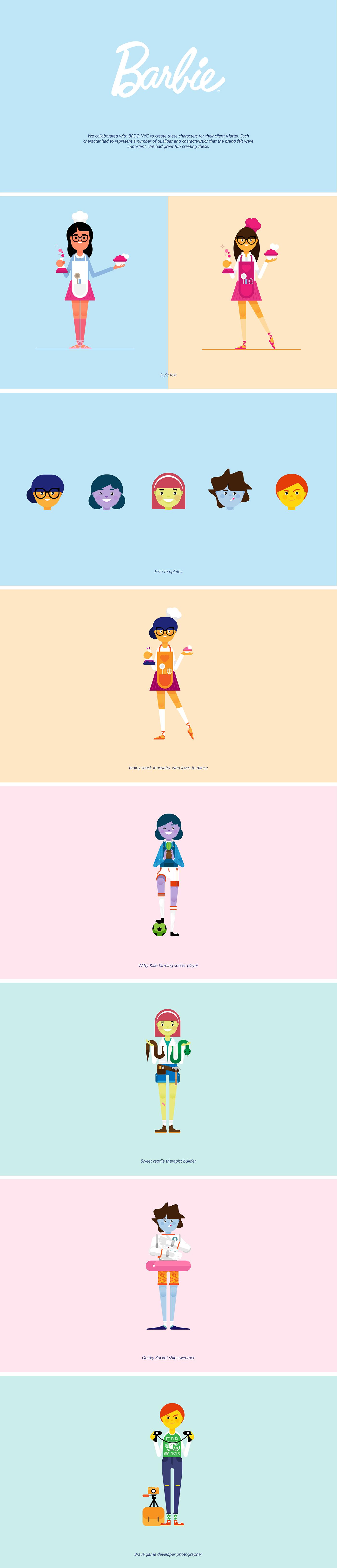 https://www.behance.net/gallery/40193563/Barbie-character-design