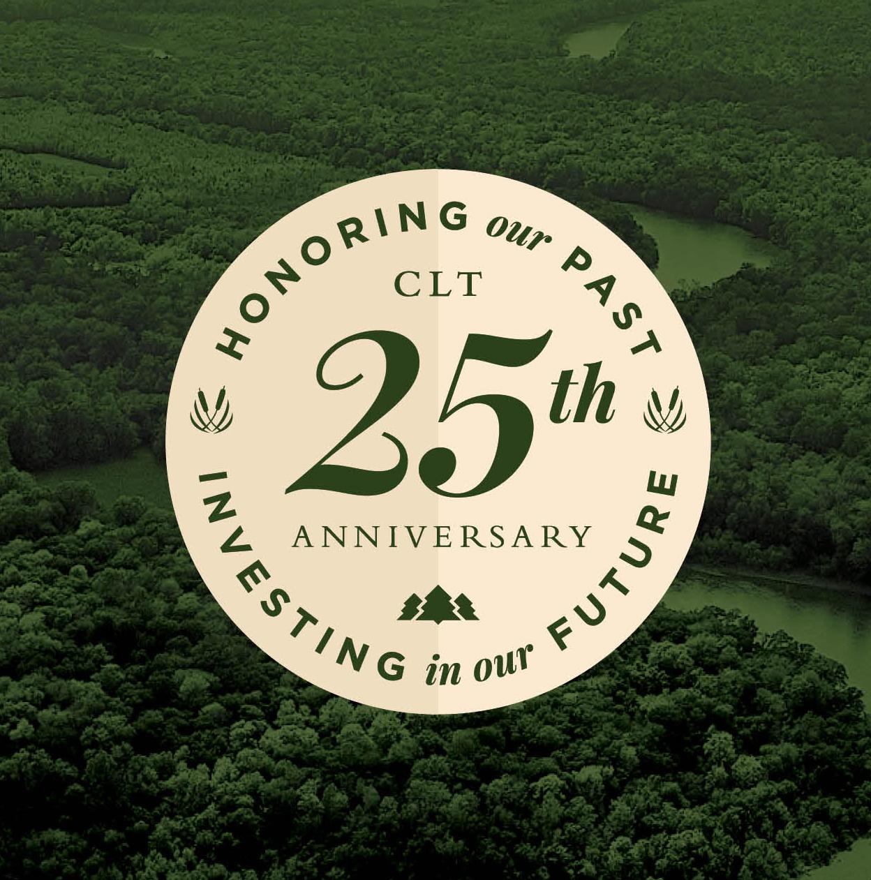 Circular Logo Type Design Logo Design For Congaree Land Trust Circular Logo Logo Design Land Trust