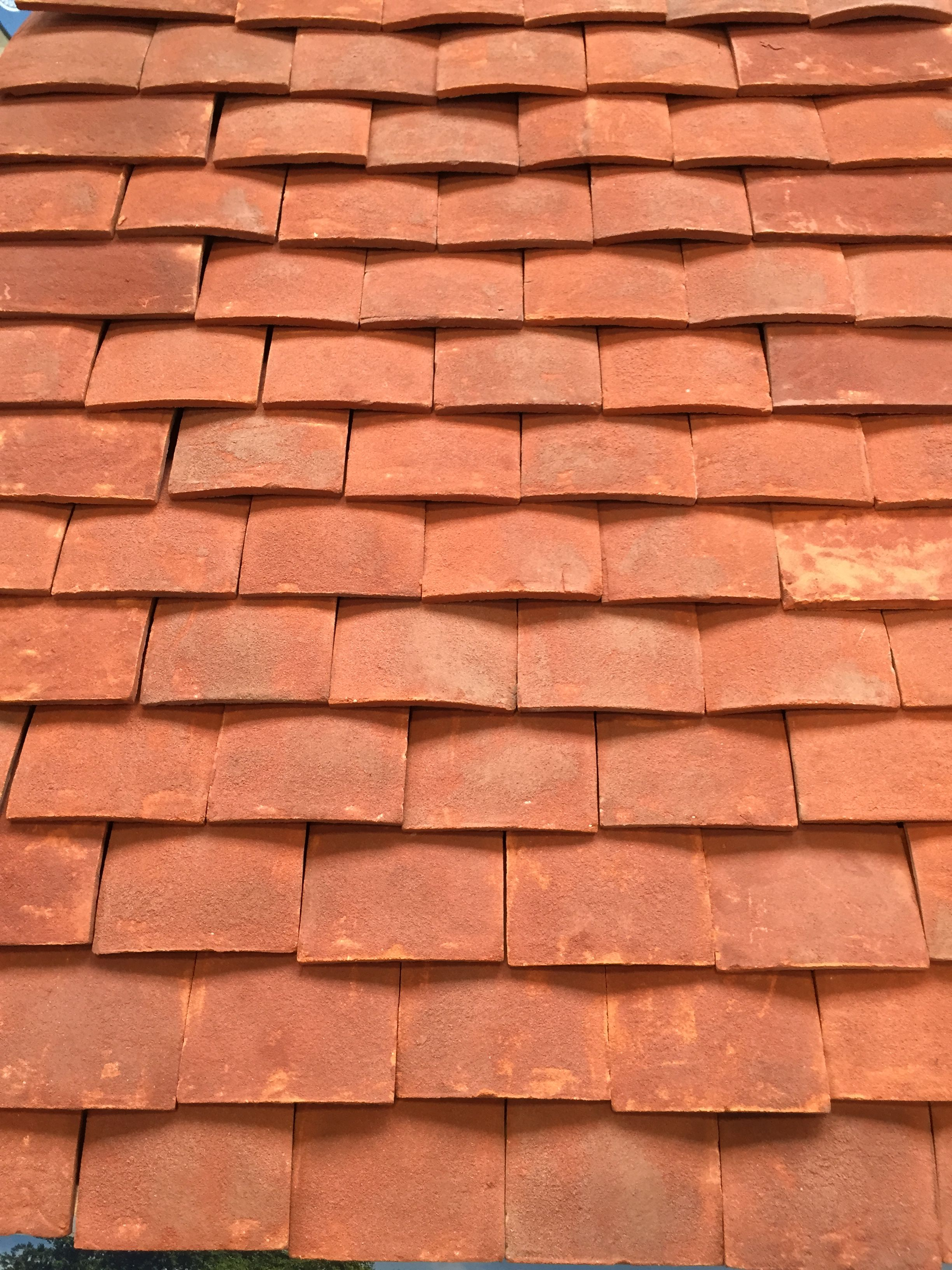 Red Blend Clay Roof Tiles Roofing Supplies Clay Tiles