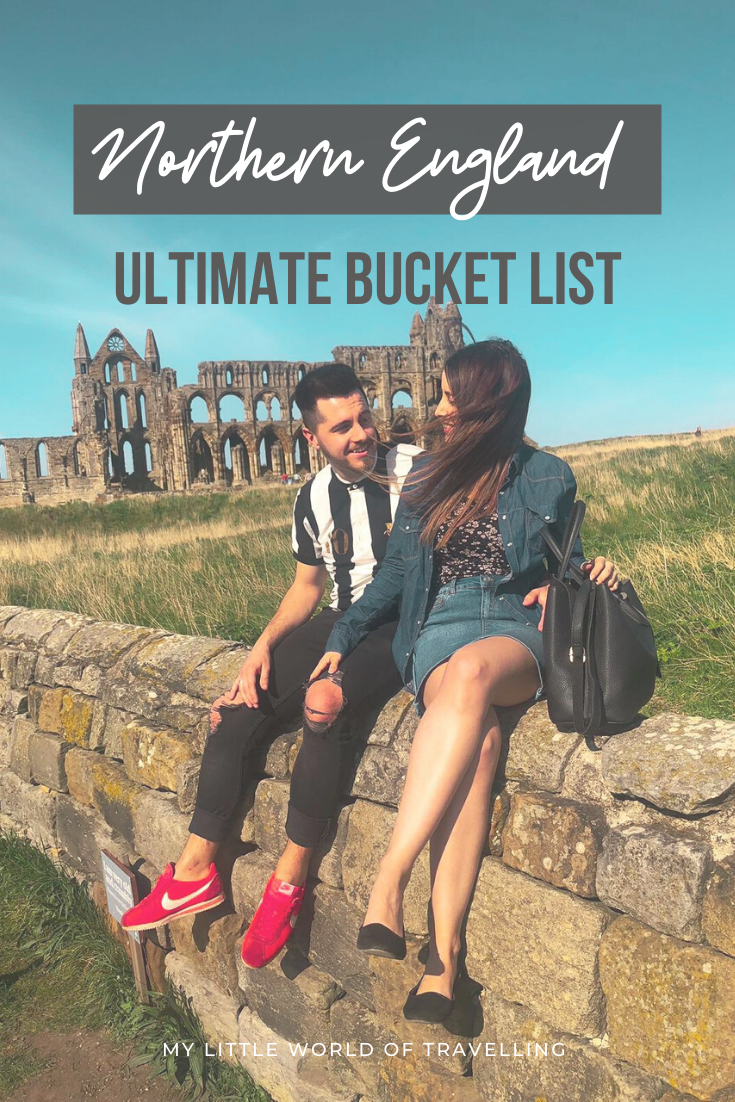 Amazing places you should visit in Northern England. The best things to do and travel tips. Beach, nature and city destinations. | My Little World of Travelling | #northernengland #leeds #manchester #liverpool #york #chester #travelbucketlist #englandbucketlist #englandbeautifulplaces