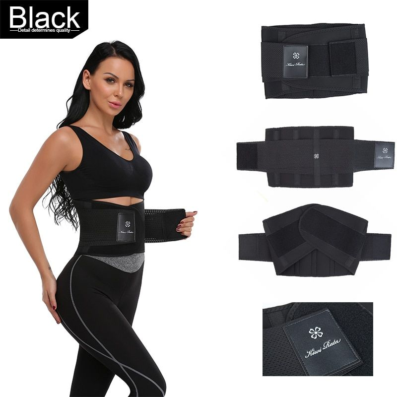 686c9727565b2 Fitness Belt Xtreme Power Thermo Hot Body Shaper Waist Trainer Trimmer  Corset Waist Belt Cincher Wrap