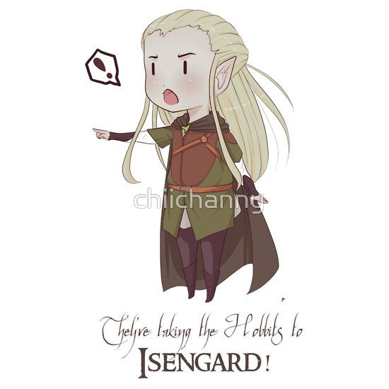 They Re Taking The Hobbits To Isengard By Chiichanny Geek Gifts Geek Stuff Character Art