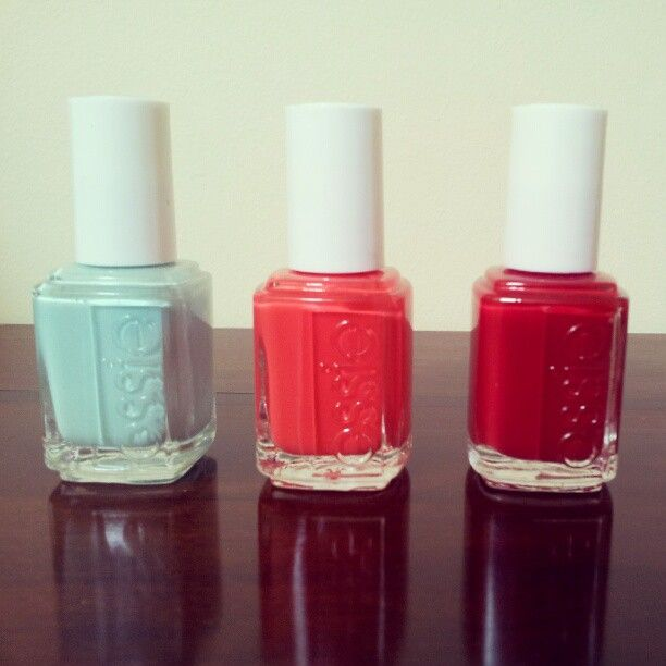 Mint candy apple, ole caliente, and A list | beauty. | Pinterest