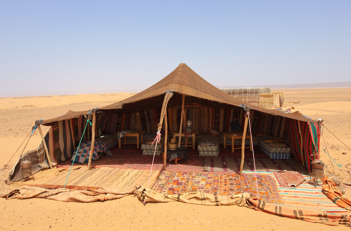 Image result for A big tent in the desert pinterest