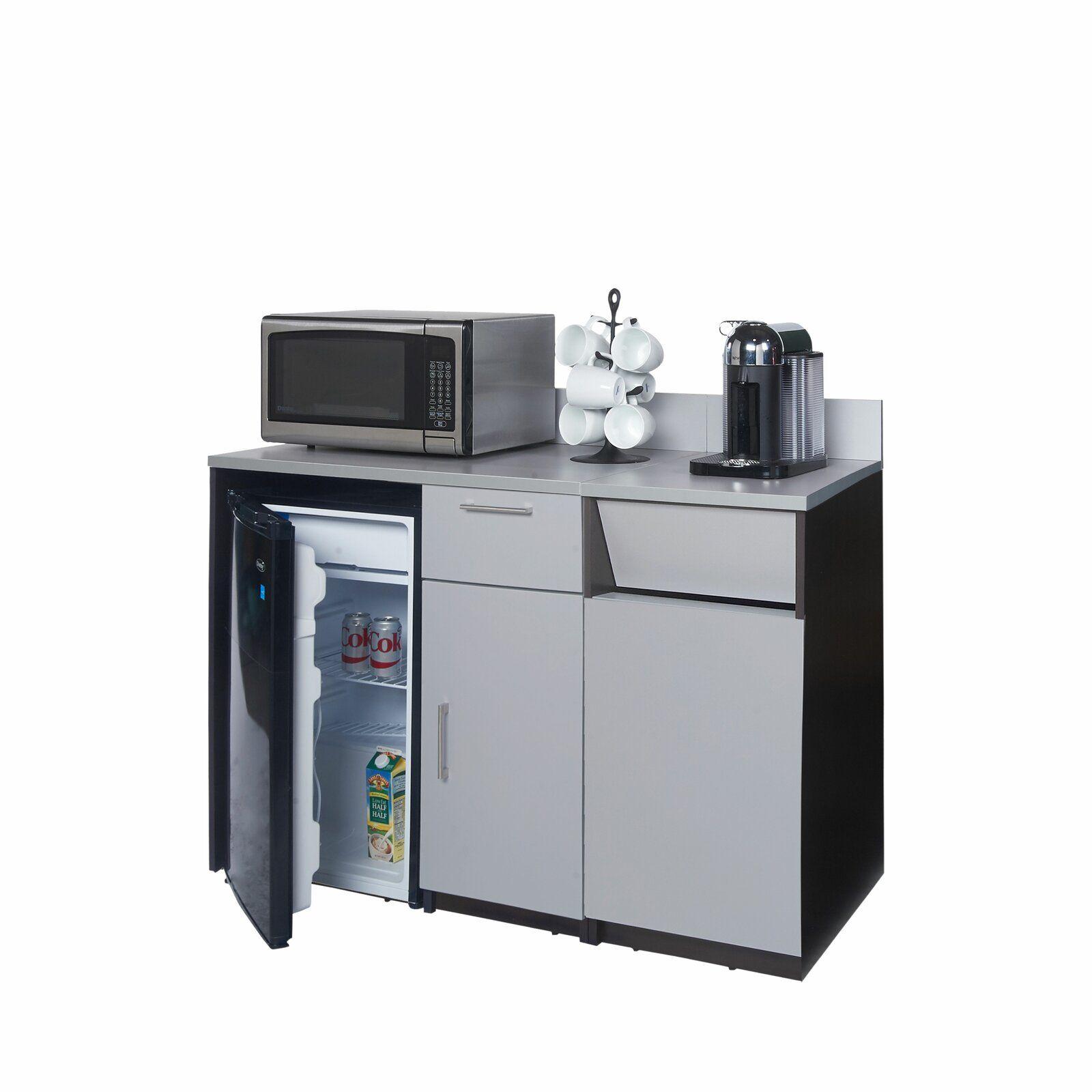 Best Coffee Kitchen 36 H X 54 W Base Cabinet Break Room 640 x 480