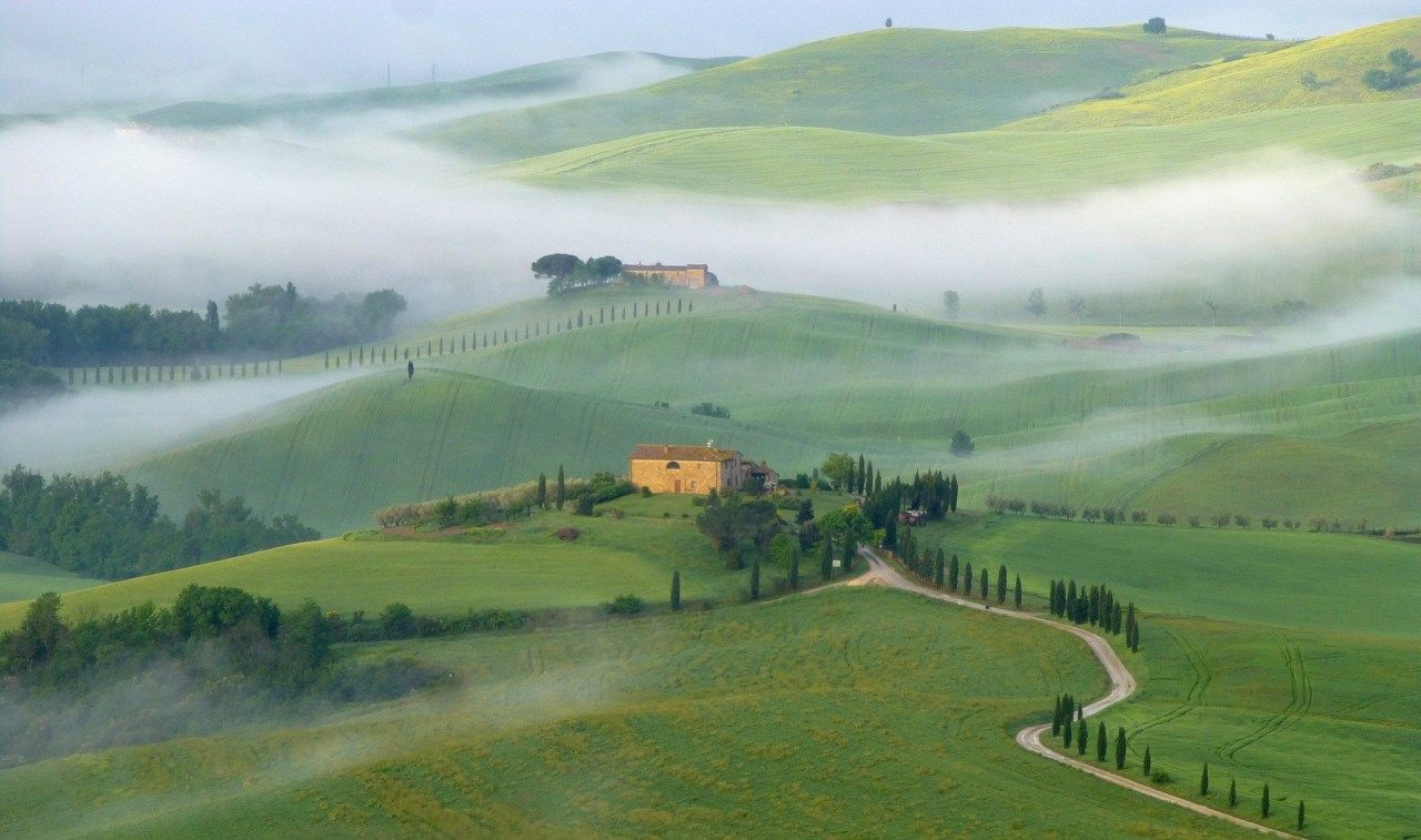 Photo of A Drive Through the Val D'Orcia: Experiencing La Dolce Vita in Tuscany! – It's Not About the Miles