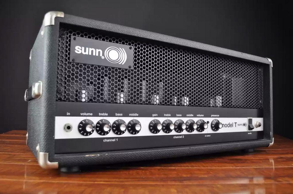 Sunn bass amp | Gear