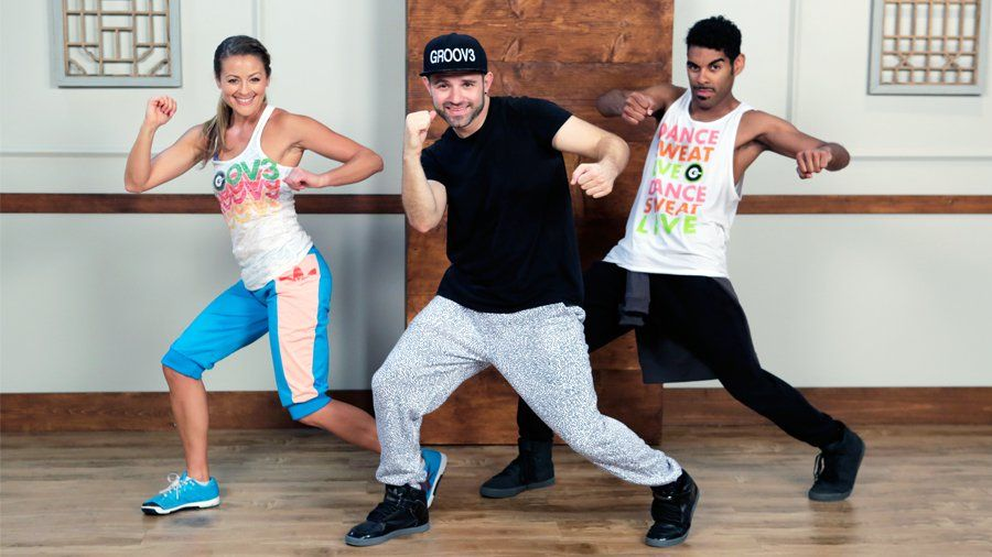 Groove Your Way to Dancer's Legs: 10-Minute Workout: A dance party can be a workout!