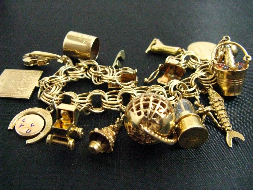 Pin On Charm Bracelets And Charms