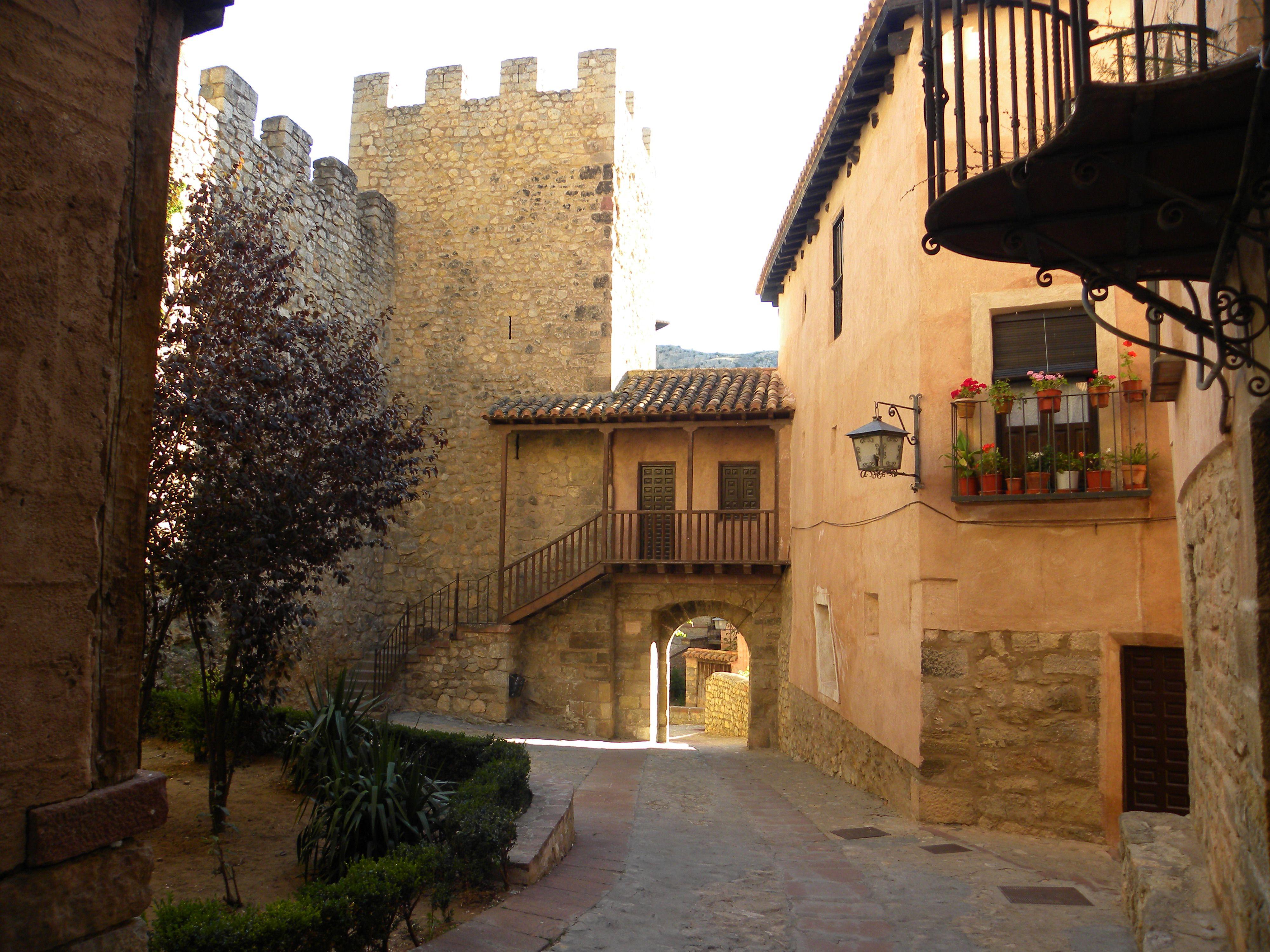 dba954555b976 Murallas de Albarracin