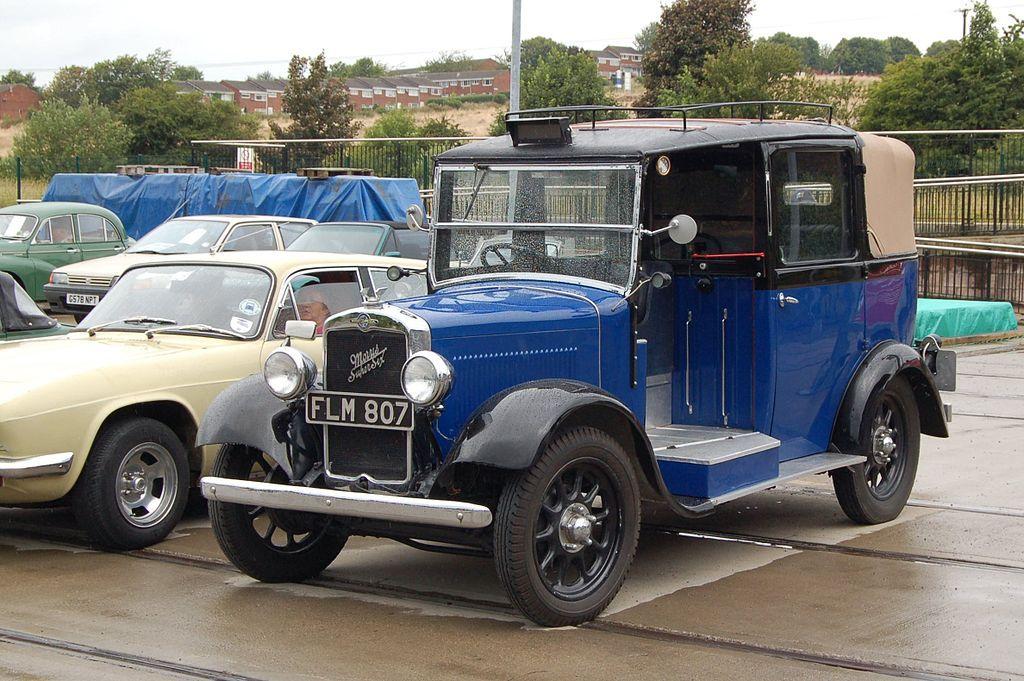 1939 Morris Super Six Taxicab Ambulance Morris Commercial Vehicle