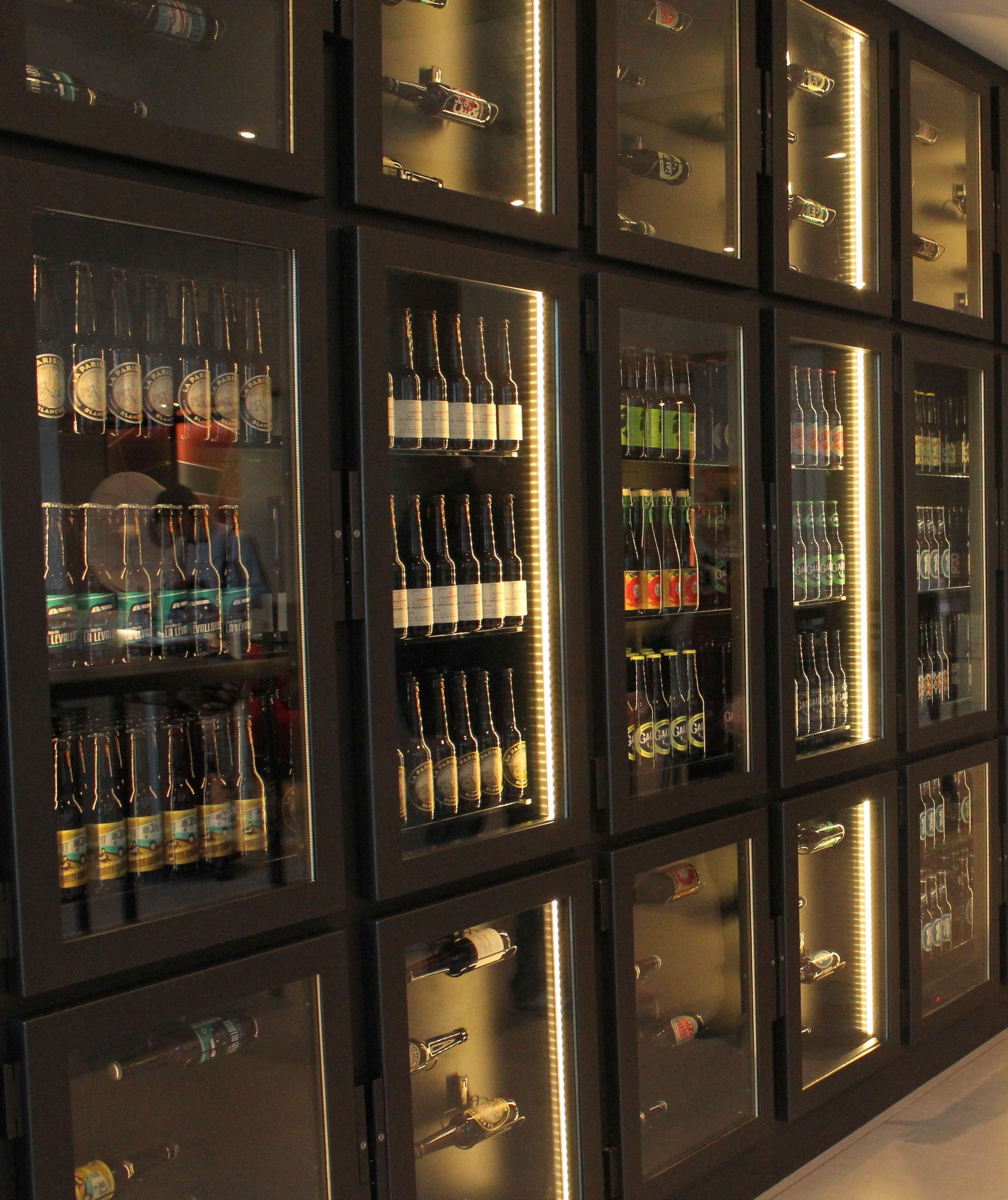 cave a vin de luxe 15 le pullman pullman paris luxe sur paris roissy pour hotel for cave. Black Bedroom Furniture Sets. Home Design Ideas