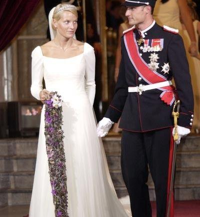 haakon de noruega y mette marit | bodas reales | pinterest | realeza