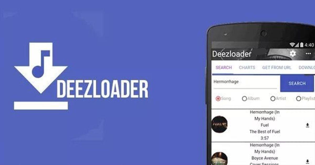 Deezloader V2 6 0 Baixar Musicas Em 320kbps Download Apk