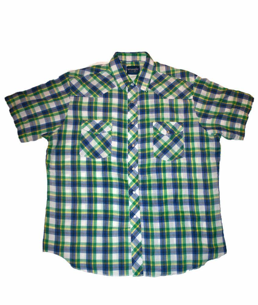 Vintage 1990s 90s Gray 3 Button Elastic Waist Short Sleeve Shirt Mens Streetwear Size L Large eog2l7jza2