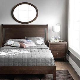 Gray And Brown Bedroom Pleasing Výsledok Vyhľadávania Obrázkov Pre Dopyt Grey Brown Bedroom  Elis . Decorating Inspiration