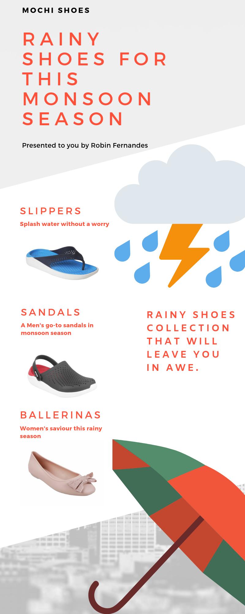 Rainy shoes for Men \u0026 Women - Mochi