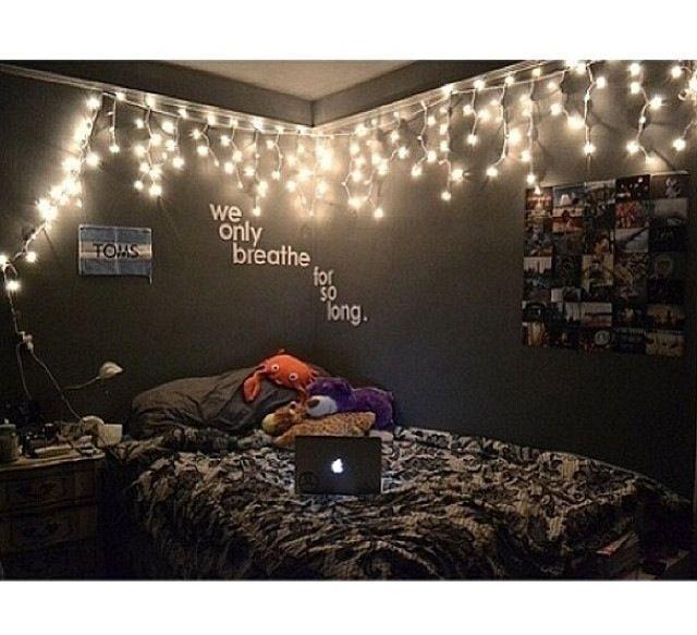 Really cute tumblr bedroom Future Room✨ Pinterest Tumblr