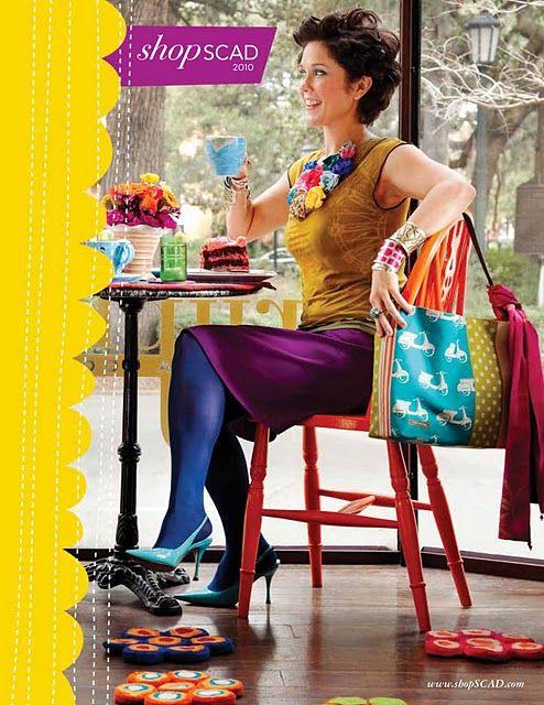 Shopscad Shopscad Catalog Art And Design Colleges Scad Fashion Branding