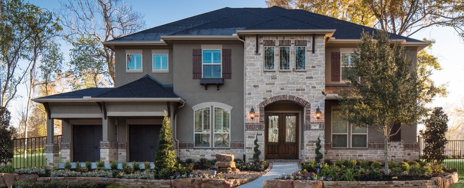 Executive Anvil Missouri city, House styles, New homes