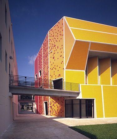 School of Architecture, FIU Miami, 1999-2003 http://www.tschumi.com/