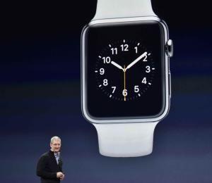 Son diversas las funcionalidades del reloj inteligente, que la compañía mostró hoy en San Francisco
