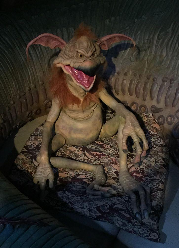 Madame Tussauds - Salacious Crumb | Star wars characters ...