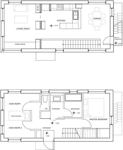 Less Is More Japan S First Passive House Passive House House Floor Plans Zero Energy House