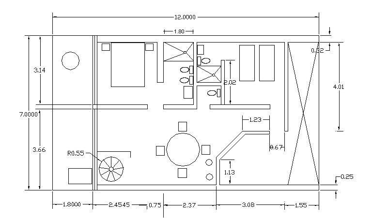 Autocad Programa De Diseno Asistido Por Ordenador En 2d Y 3d Ejercicios Programas De Diseno Disenos De Unas Autocad