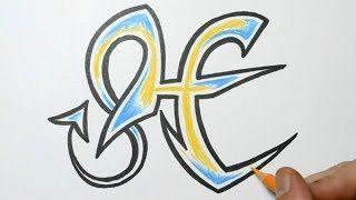 How To Draw Graffiti Letter H Graffiti Drawing Graffiti Lettering Graffiti Writing
