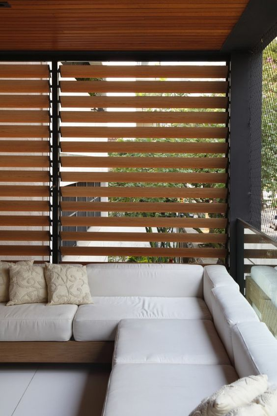 Louvre Living Moveable Timber Louvres Could Be An