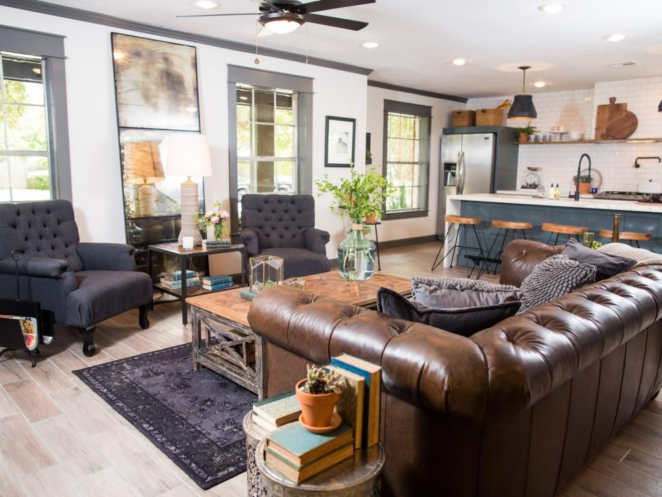 Explore Texas Living Rooms Fixer Upper Show And More