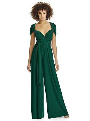 After Six Bridesmaid Dress 6740 #bridesmaidjumpsuits