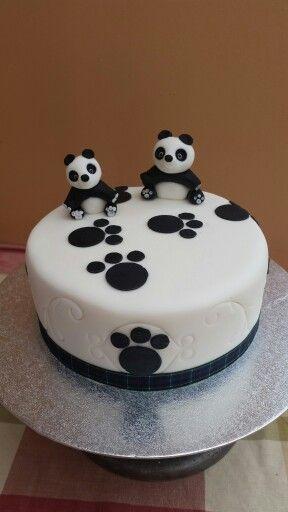 Admirable Panda Birthday Cake Panda Birthday Cake Panda Birthday Special Funny Birthday Cards Online Alyptdamsfinfo