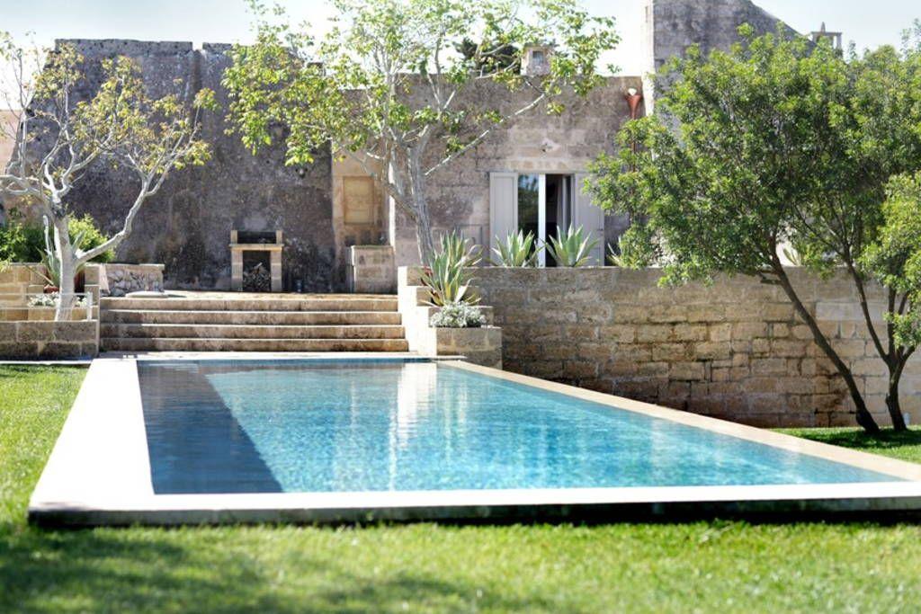 Villa à Lecce, Italie. Charming antique masseria