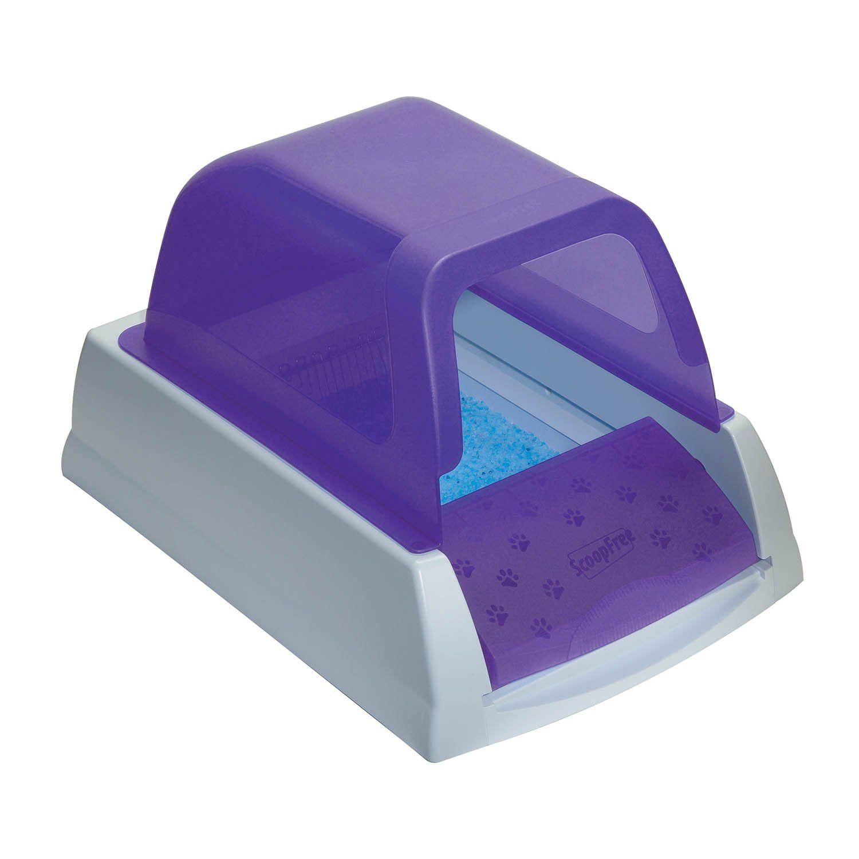 Scoopfree By Petsafe Ultra Self Cleaning Litter Box Self Cleaning Litter Box Cleaning Litter Box Cat Litter Box