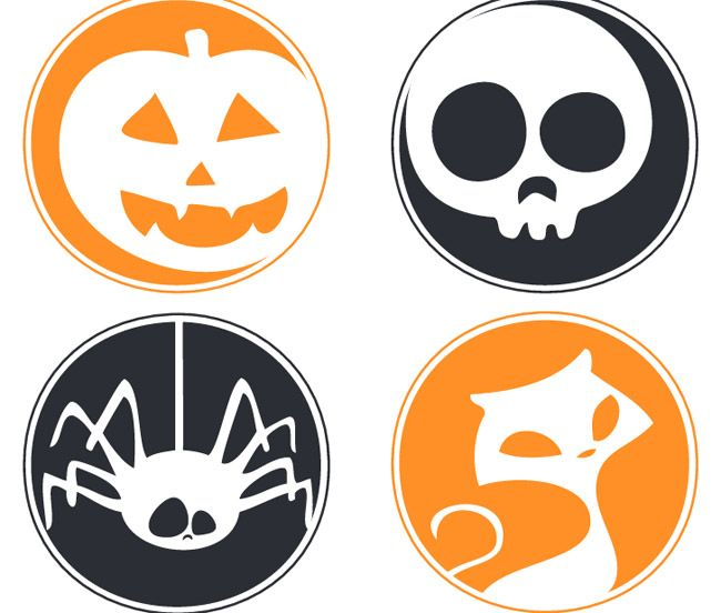 Free Printable Halloween Garland Halloween Printables Free