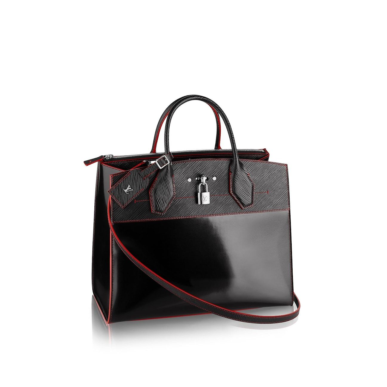 b35cfeb359ec City Steamer PM Other leathers in Women s Handbags Top Handles collections  by Louis Vuitton