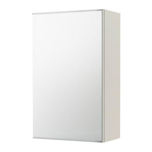 LILLÅNGEN Mirror cabinet with 1 door, white   Mirror cabinets ...