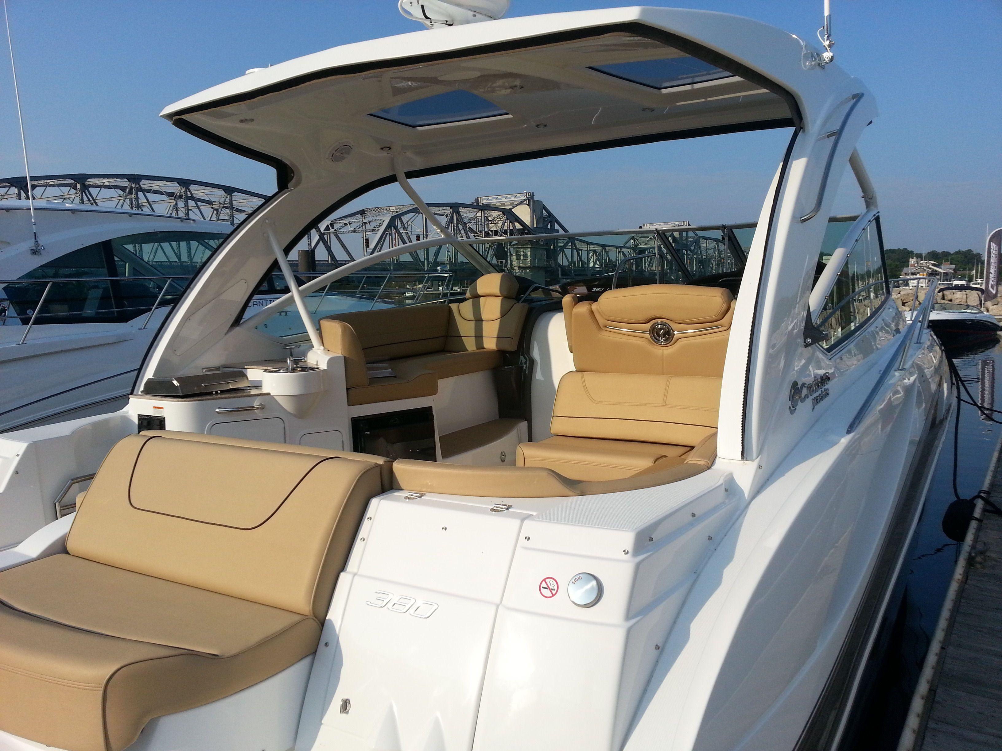Cruisers Yachts 380 Express Cruisers Yachts Cruiser Boat