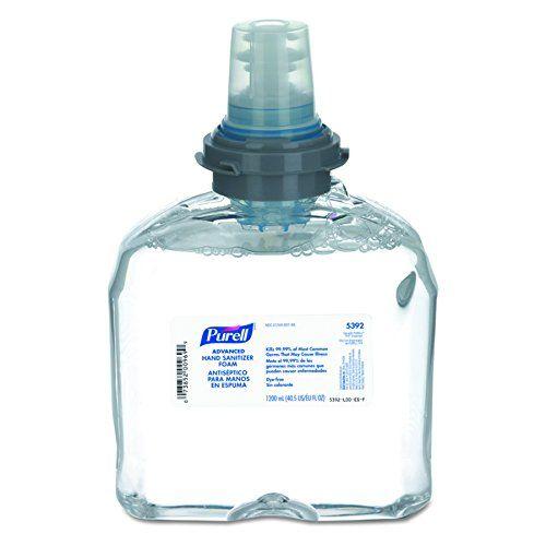 Purell Nxt Hand Sanitizer Gel Refill For Dispenser 1000ml Refill