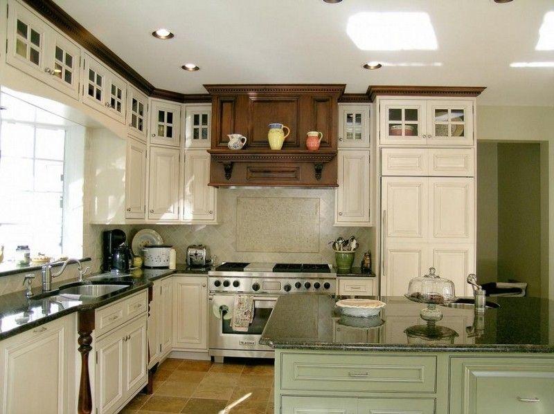 decorative trim kitchen cabinets galley kitchen