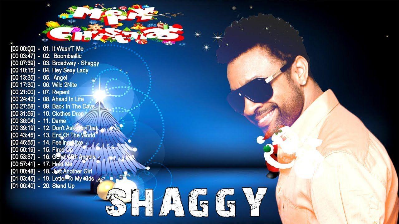 Best song of Shaggy 2017 - Shaggy Christmas Reggea Album 2018