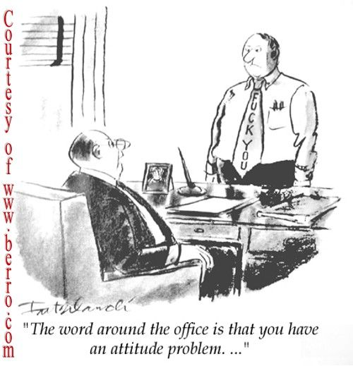 Word Around The Office