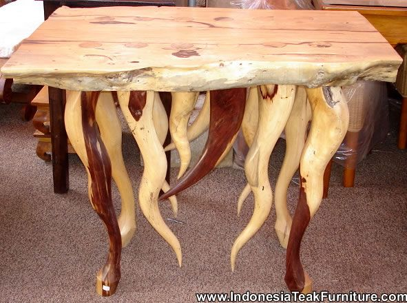 Charmant Furinture Made Of Trees | ... Made Of Reclaimed Wood. Rustic Furniture  Java. Java Bali Furniture