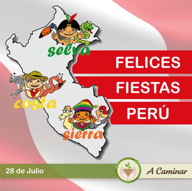 Orgullosos de ser peruanos y poder ser de gran ayuda en nuestra ...