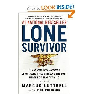 lone survivor книга на русском