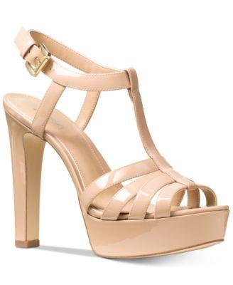 664c780eaee MICHAEL KORS Michael Michael Kors Catalina Dress Sandals.  michaelkors   shoes   all women